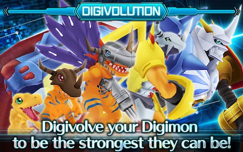 DigimonLinks Mod 2.6.0 Apk [God Mod/High Attack] 2