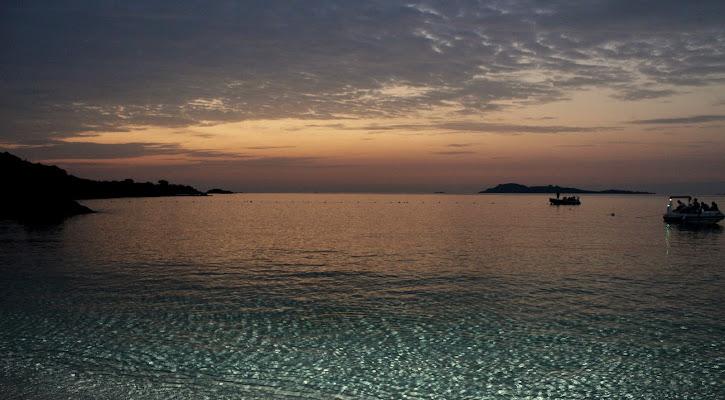 Aspettando l'alba a Capriccioli di annabus58