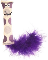 PetCandy Squirrels Catnip Toy