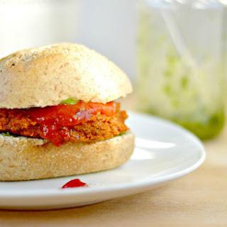 Italian Veggie Burgers [Vegan, Gluten-Free]