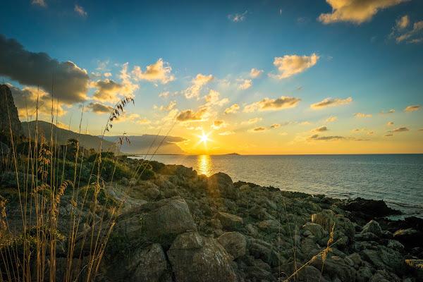 Lo spettacolo del tramonto di piera_pi