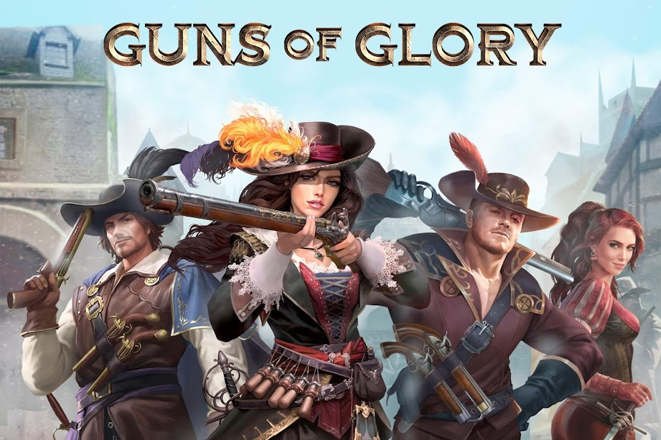 Guns of Glory: Build an Epic Army for the Kingdom Android App Screenshot