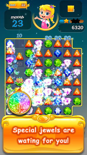 New Jewel Pop Story: Puzzle World filehippodl screenshot 4