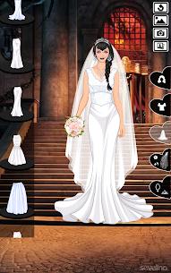 ☗ Sweet Vampire Wedding dress up❤ 2