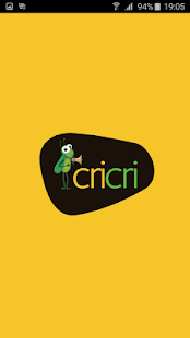 Cricri- screenshot thumbnail