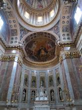 Photo: Michelangelo's sculptures in the Basilica di San Domenico
