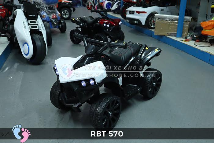 Mô tô điện trẻ em 4 bánh RBT-570 11