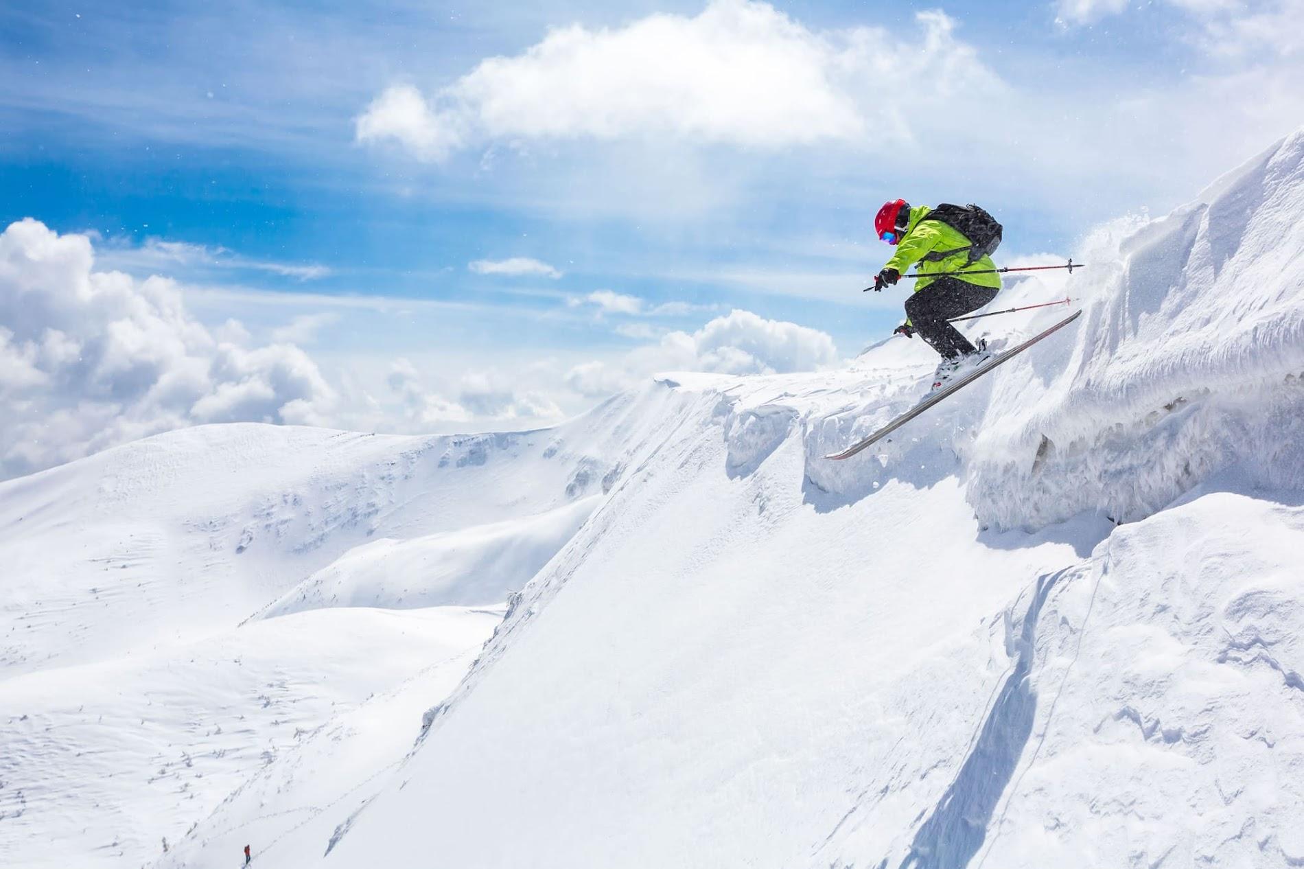fal fa-skiing