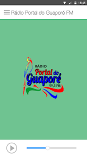 Download Rádio Portal do Guaporé FM 99,5 For PC Windows and Mac apk screenshot 1