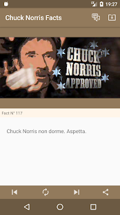 Chuck Norris Facts Italiano - náhled