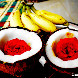 Traditional Event by Karthik Kumar - Wedding Other ( banana, traditional, rose, event, coconut )