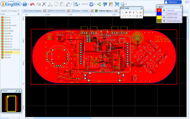 EasyEDA(Schematic, Circuit Simulation, PCB) - Chrome Web Store