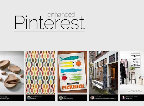 Pinterest Enhanced