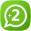 whatsapp 2 numéro APK