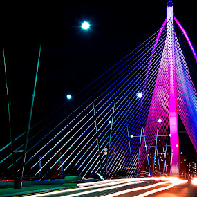 colorful by Hendrik Cuaca - Buildings & Architecture Bridges & Suspended Structures