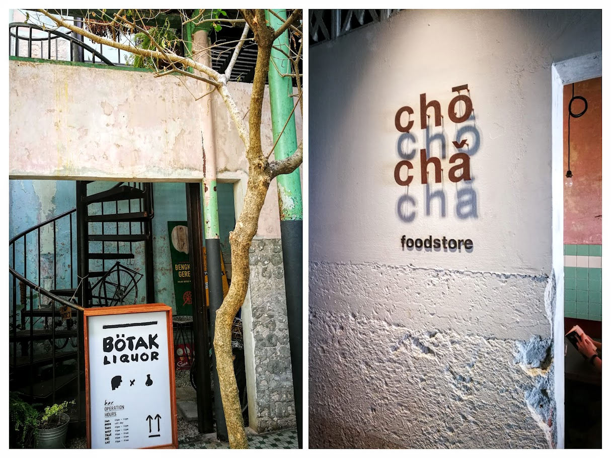 Chocha Foodstore and Merchant's Lane @ Petaling Street, KL | Health