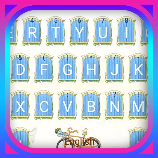Sunshine Life Theme&Emoji Keyboard