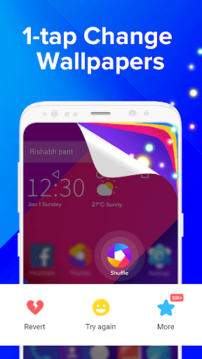Live Launcher - Live Wallpapers & Themes 1.1.1 4