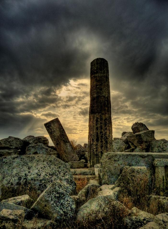 I pilastri della terra di MisterG