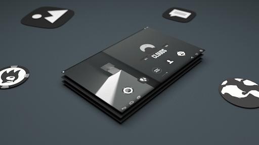 Elegant-II Icon Pack Theme
