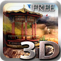 Oriental Garden 3D free icon