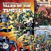 Teenage Mutant Ninja Turtles: Tales of TMNT