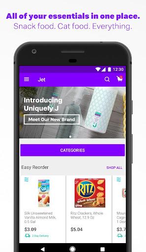 Jet - Online Shopping Deals Screenshot