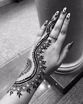 Girls Henna Mehndi Designs - screenshot thumbnail 05