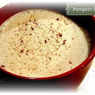 Keto Pumpkin Spiced Latte