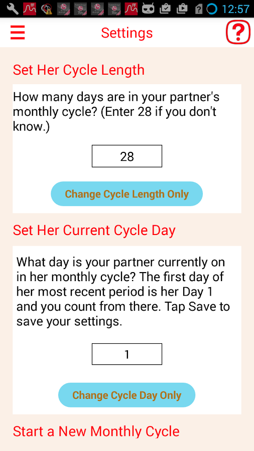 Hormone Horoscope Teen Pro- screenshot