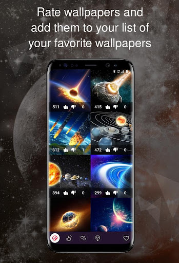 Cosmos wallpapers 4k 1.0.13 screenshots 4