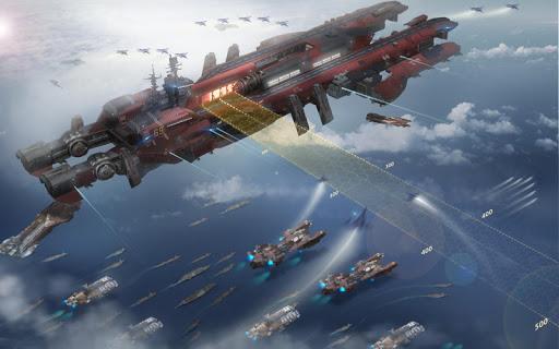 Sea Battle - Fleet Commander 1.0.10.1 screenshots 11