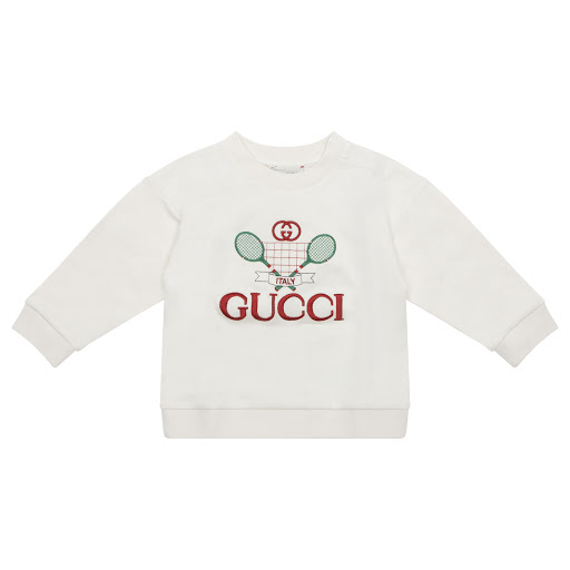 Primary image of Gucci Baby Tennis Sweatshirt