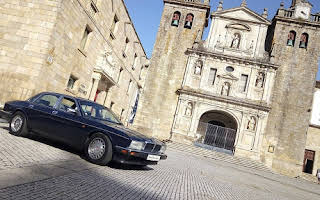 Jaguar Sovereign Rent Aveiro