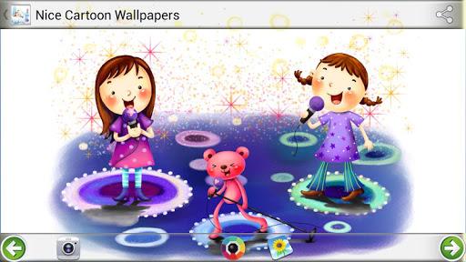無料娱乐Appのニース漫画の壁紙|記事Game