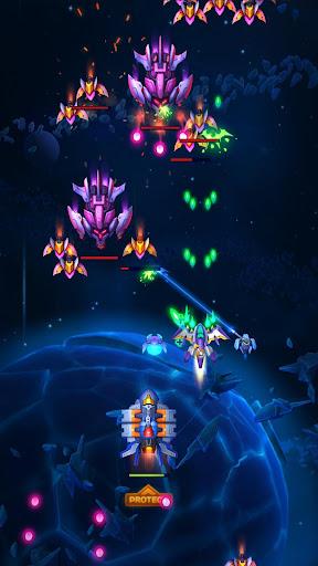 Space Justice: Galaxy Shooter. Alien War 7.0.5728 screenshots 2
