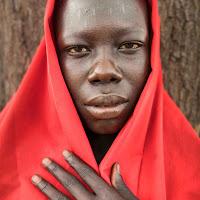 The Woman in Red di