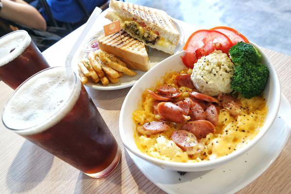 台南.中西區-Panino Cafe'帕里諾 Panini 專賣,帕尼尼專賣店,平價美味的早餐@女子的休假計劃