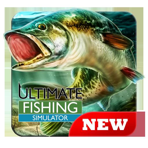 Ultimate Fishing Simulator Icon