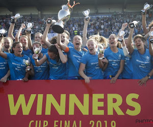 KAA Gent Ladies openen voorbereiding met zege tegen Franse nummer 12