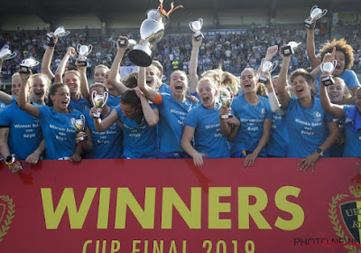 Beslissing over bekerfinale bij de vrouwen tussen Standard en Anderlecht is definitief gevallen