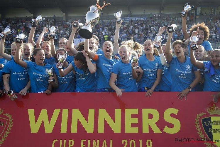 """Ploegdokter KAA Gent Ladies heeft belangrijke boodschap: """"Sporten belangrijk, maar doe het alleen"""""""