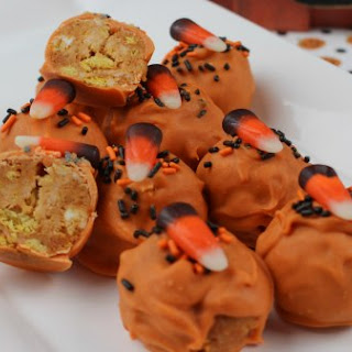 Pumpkin Spice Oreo Truffles