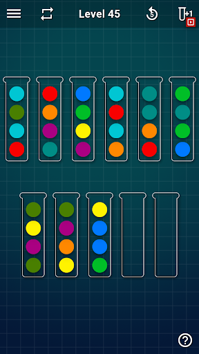 Ball Sort Puzzle - Color Sorting Games android2mod screenshots 3
