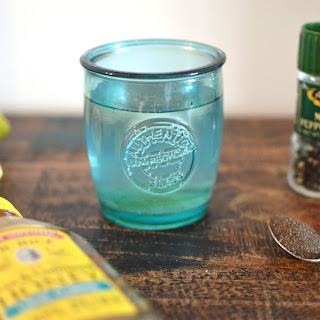 Black Pepper Honey Lemon Detox Water.