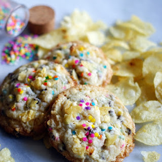 Goobed-Up Potato Chip Cookies