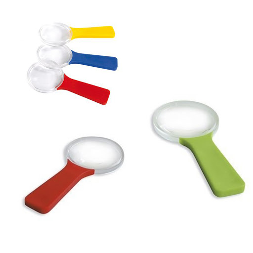 Hand held Magnifying Glasses