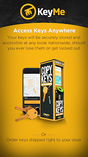 KeyMe: Copy, Save, Share Keys- screenshot thumbnail