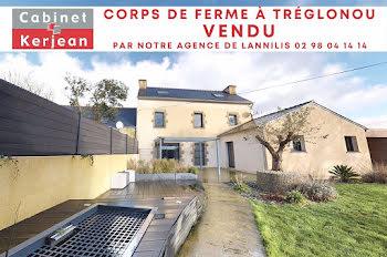 maison à Tréglonou (29)