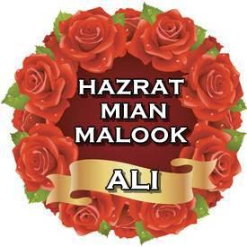 HAZRAT MIAN MALOOK ALI